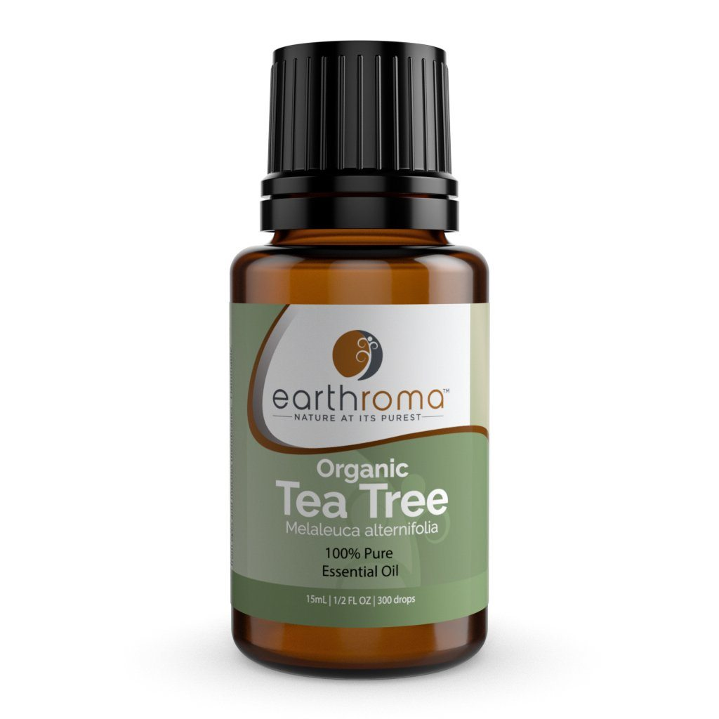 100% Pure Organic Tea Tree Essential Oil