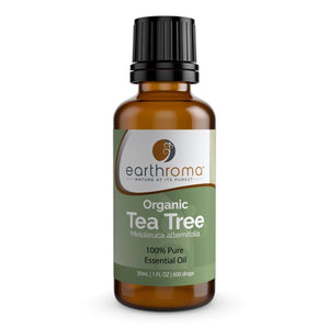 Organic Tea Tree Essential Oil 30ml