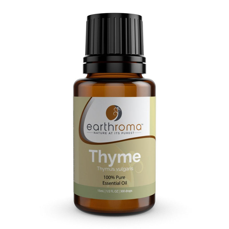 Thyme Essential Oil oils Earthroma $12.98