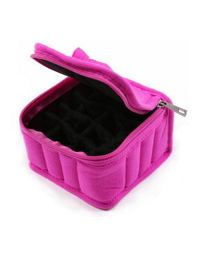 Pink Essential Oil Carry Case