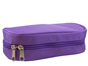 Purple Essential Oil Travel Bag