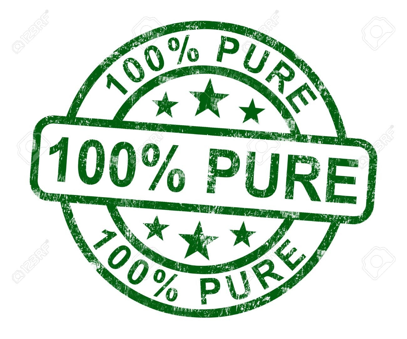 100% Pure Guarantee