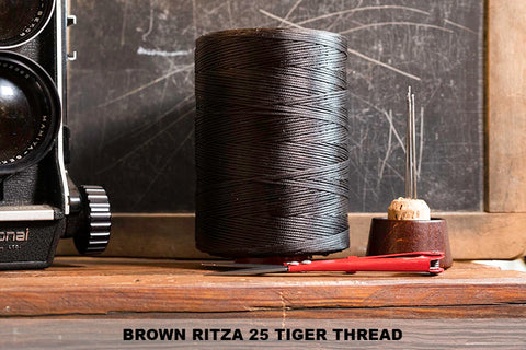 Brown Ritza 25 Thread