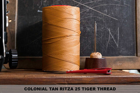 Colonial Tan Ritza 25 Thread