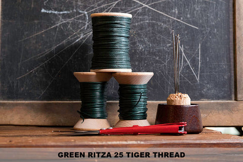 Green Ritza 25 Thread