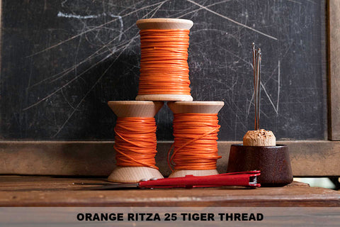 Orange Ritza 25 Thread
