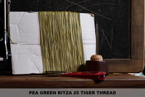 Pea Green Ritza 25 Thread