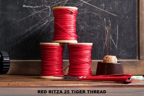 Red Ritza 25 Tiger Thread