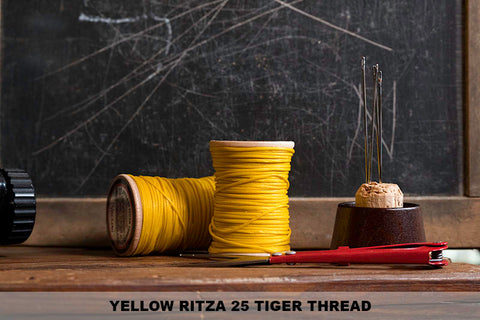 Yellow Ritza 25 Thread