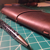 Traveler's Style Notebook Cover - Multiple Sizes Available