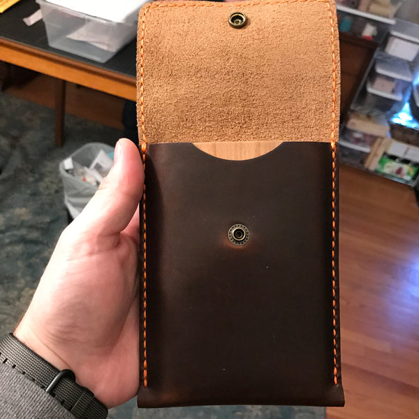 Pocket Notebook Pouch