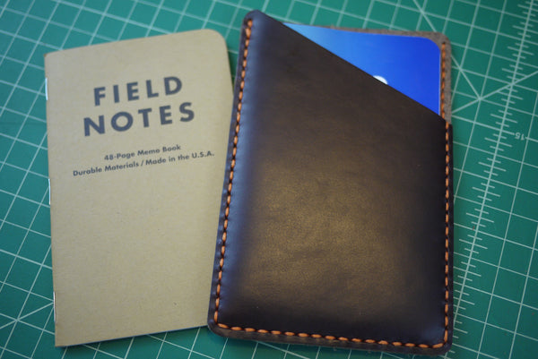 Notebook Sleeve for Field Notes, Word, Story Supply, Doane, Flightbooks and more