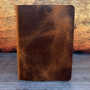 Travelers Notebook Style Passport Cover in Autumn Harvest