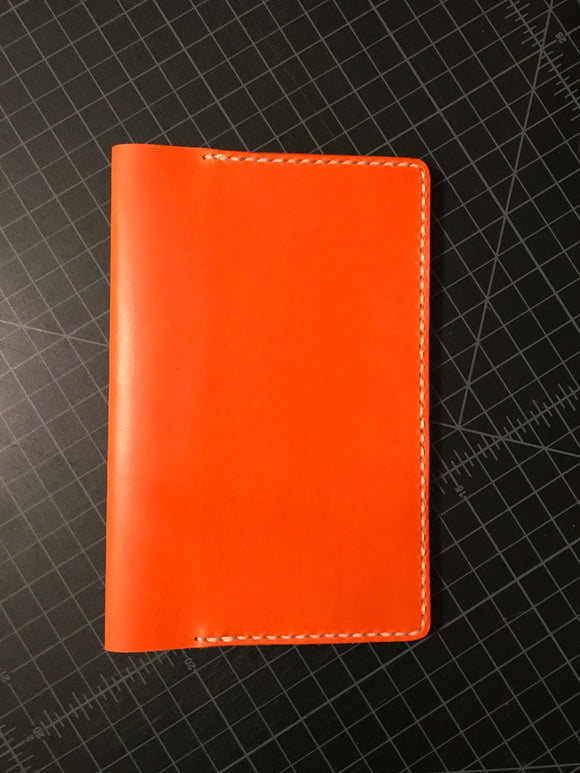Seven Seas Cafe Notebook Leather Cover - Build Your Own