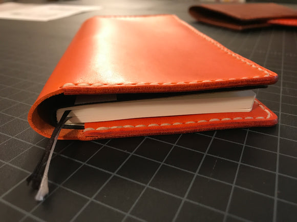 Hobonichi Weeks Mega Leather Cover - Build Your Own