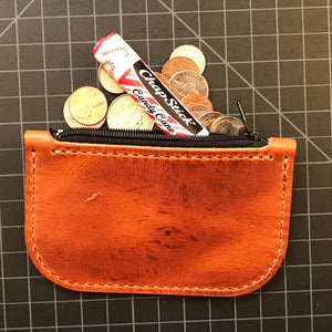 Zipper Coin Pouch