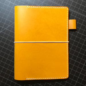 Stalogy Notebook Leather Cover A6 Size - Build Your Own