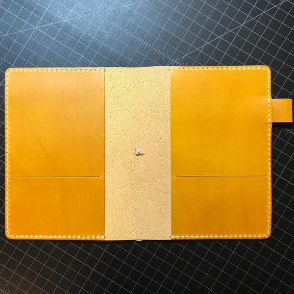 Stalogy Notebook Leather Cover Size B6 - Build Your OWn