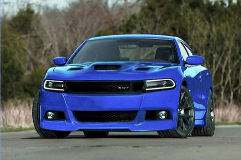 Hellcat Charger TPR KC800 Stage 2 Performance Package