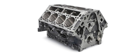 L8T 6.6L GEN V IRON BLOCK