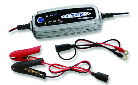 CTEK MULTI US 3300 12 Volt Fully Automatic 4 step Battery Tender / Charger
