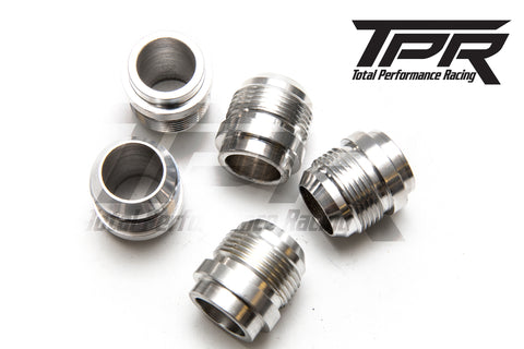 TPR Aluminum Male Weld Bungs