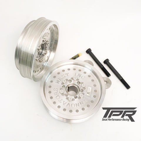 TPR LT5 ZR1 Lower Crank Pulley