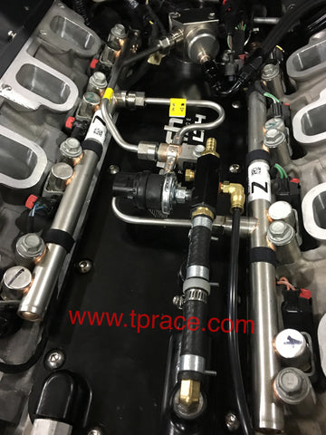 2014 Corvette Stingray Amp Z06 Low Side Fuel System Total