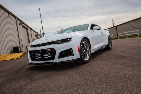 6th Gen Camaro P600 Performance Stage 4 Package NATURALLY ASPIRATED