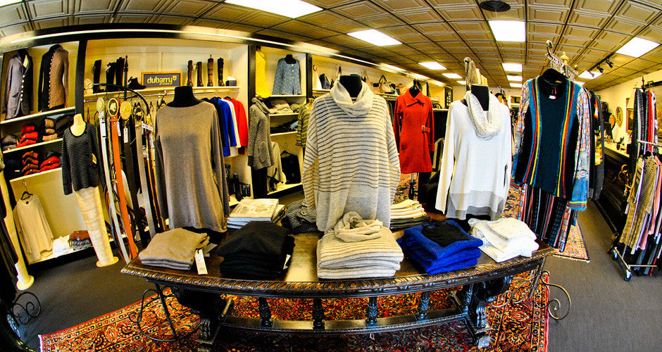 clothing store boutique Richmond Virginia