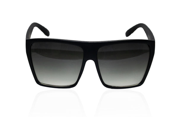 Mallory  - Black high gloss frame / Ombre lens