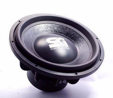 "Shok Industries - Elite X 15"" 1500W RMS Subwoofer"