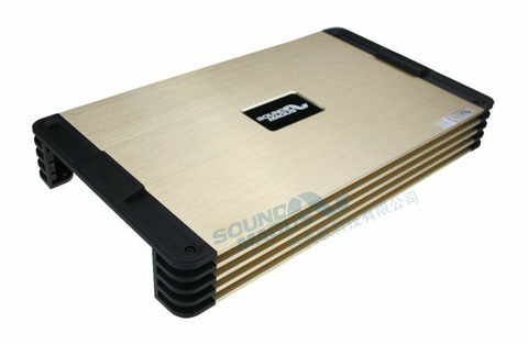 Sound Magus VS Series 2000W RMS Mono Amplifier VS-2000.1