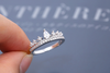 Princess Tiara Ring (Silver)