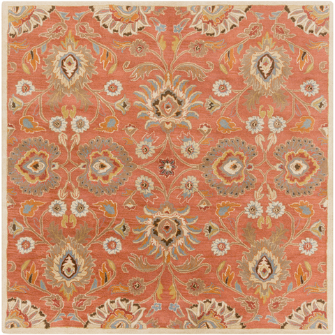 8' x 8' Square Area Rugs