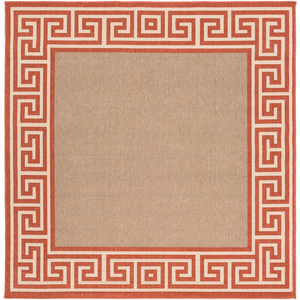 "7'3"" x 7'3"" Square Area Rugs"