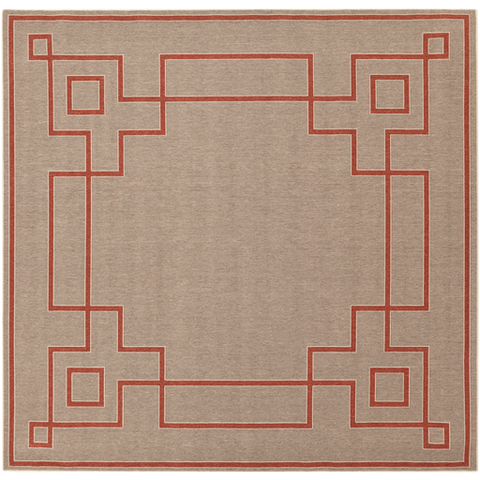 "8'9"" x 8'9"" Square Area Rugs"