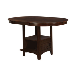 G100888N - Lavon Counter Height Dining - Warm Brown