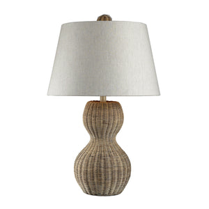 111-1088 Sycamore Hill Rattan Table Lamp in Light Natural Finish, Table Lamp, Dimond Lighting, - ReeceFurniture.com - Free Local Pick Ups: Frankenmuth, MI, Indianapolis, IN, Chicago Ridge, IL, and Detroit, MI