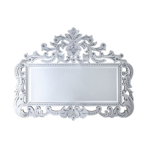 1114-242 Epernay Wall Mirror I, Mirror, Sterling, - ReeceFurniture.com - Free Local Pick Ups: Frankenmuth, MI, Indianapolis, IN, Chicago Ridge, IL, and Detroit, MI
