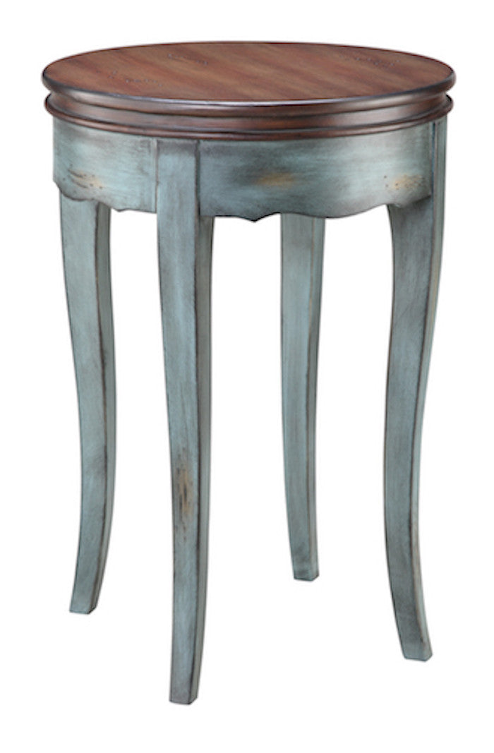 12035 - Hartford Round Accent Table, Accent Tables, Stein World, - ReeceFurniture.com - Free Local Pick Ups: Frankenmuth, MI, Indianapolis, IN, Chicago Ridge, IL, and Detroit, MI
