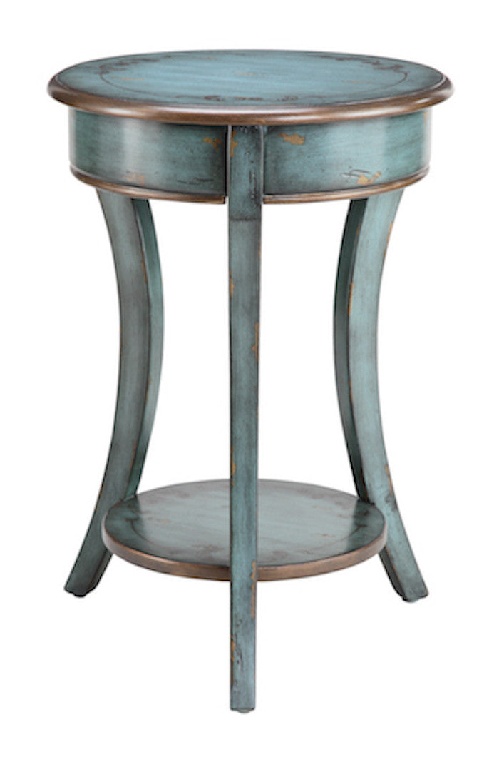 12093 - Freya Round Accent Table - Free Shipping!