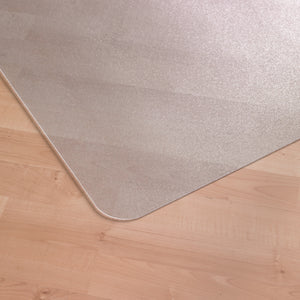 Cleartex Advantagemat PVC Rectangular Chair mat for Hard Floor, Floor Mats, FloorTexLLC, - ReeceFurniture.com - Free Local Pick Ups: Frankenmuth, MI, Indianapolis, IN, Chicago Ridge, IL, and Detroit, MI