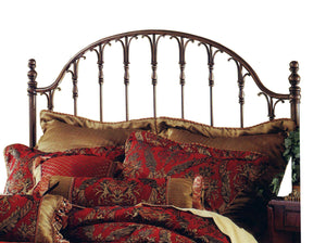 1239 Tyler Headboard - Full/Queen - w/Rails - Free Shipping!, Hillsdale Bedroom, Hillsdale Furniture, - ReeceFurniture.com - Free Local Pick Ups: Frankenmuth, MI, Indianapolis, IN, Chicago Ridge, IL, and Detroit, MI