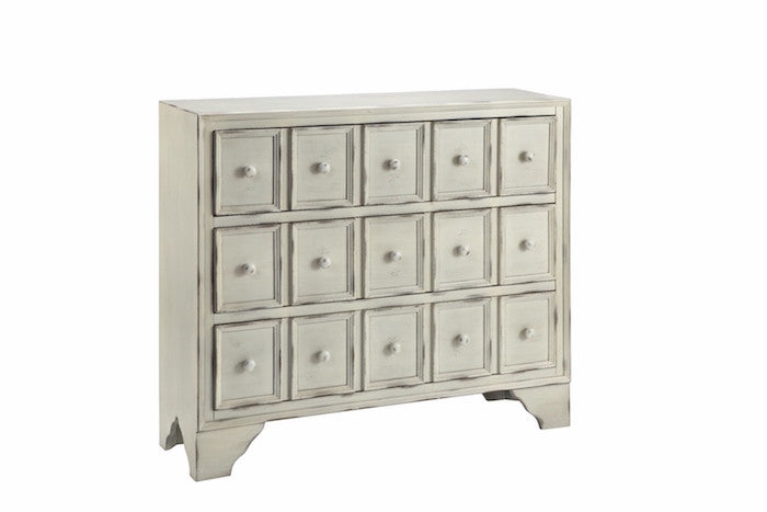 13012 - Elkhart Three Drawer Accent Cabinet - Free Shipping!