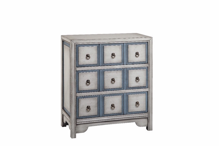 13167 - Adley Three Drawer Accent Chest - Free Shipping!