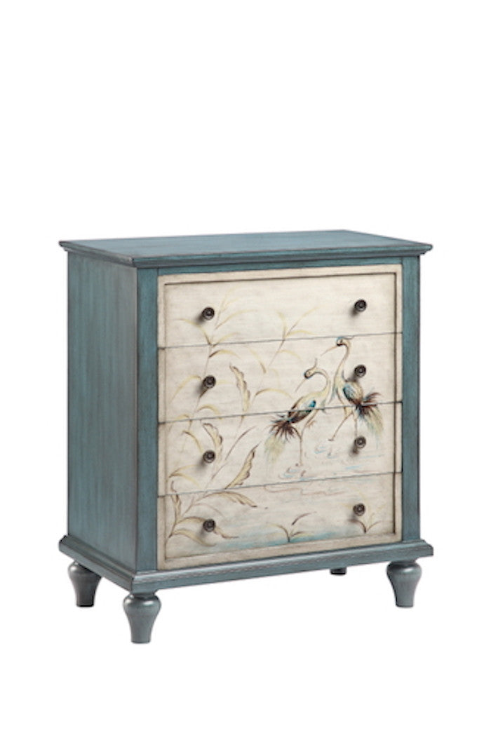 13399 - Heron Accent Chest, Accent Chests, Stein World, - ReeceFurniture.com - Free Local Pick Ups: Frankenmuth, MI, Indianapolis, IN, Chicago Ridge, IL, and Detroit, MI