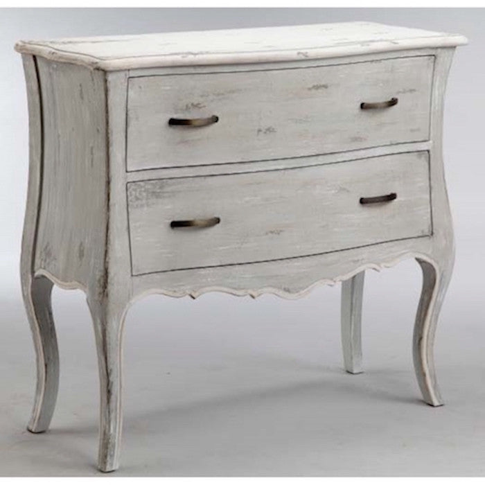 13611 - Fawna Two Drawer Accent Chest - Free Shipping!