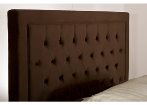 1554-kaylie-headboard-queen-w-rails, Hillsdale Bedroom, Hillsdale Furniture, - ReeceFurniture.com - Free Local Pick Ups: Frankenmuth, MI, Indianapolis, IN, Chicago Ridge, IL, and Detroit, MI