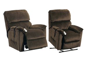 18597 Power Lift Recliner Sophia Mocha, Power Lift Recliners, Simmons, - ReeceFurniture.com - Free Local Pick Up: Frankenmuth, MI